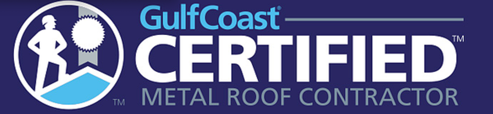 Being A Certified Metal Roofing Contractor Is A MUST In Our Industry. All  Of Our Employees Have Completed The GulfCoast Certified Hands On Training  And ...
